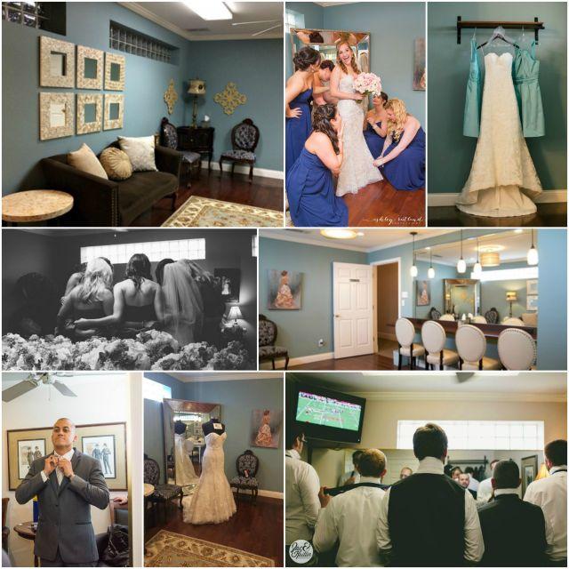 NEWC Wedding Suites