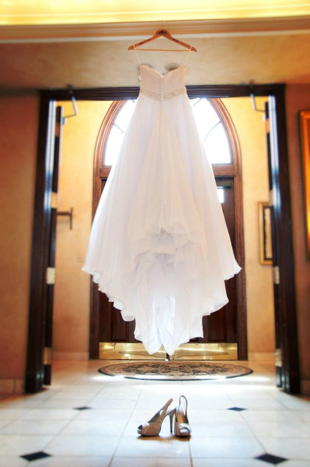 Bridal Gown at Northeast Wedding Chapel