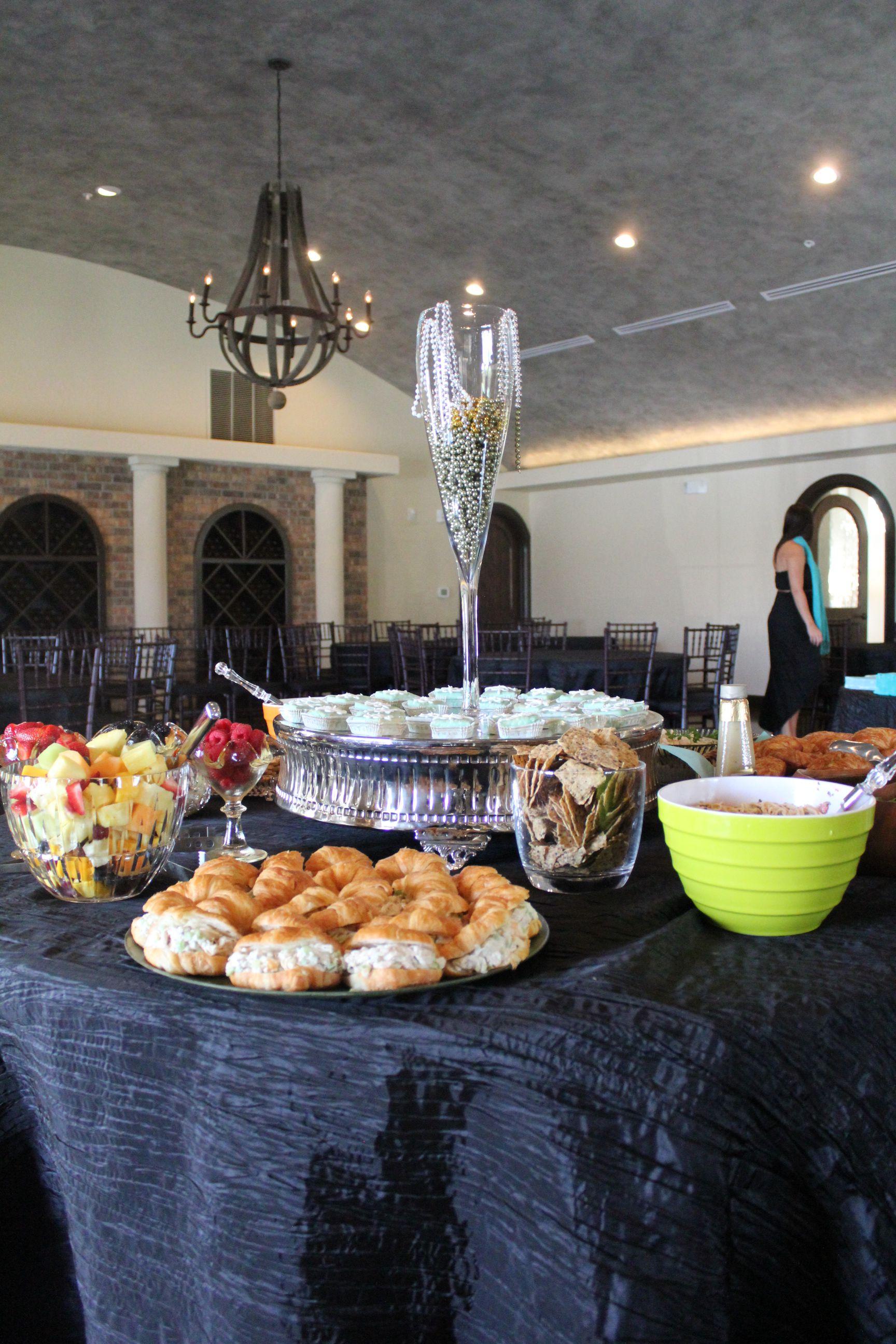 Breakfast At Tiffany S Bridal Shower Walters Wedding Estates
