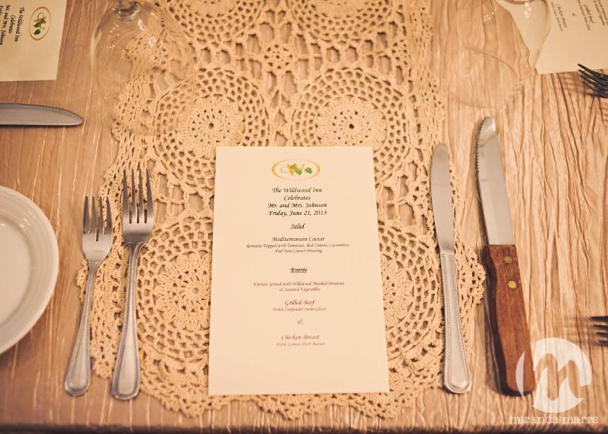 Wildwood Reception