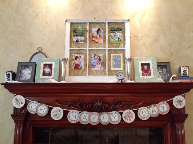 Fireplace Mantel at Northeast Wedding Chapel