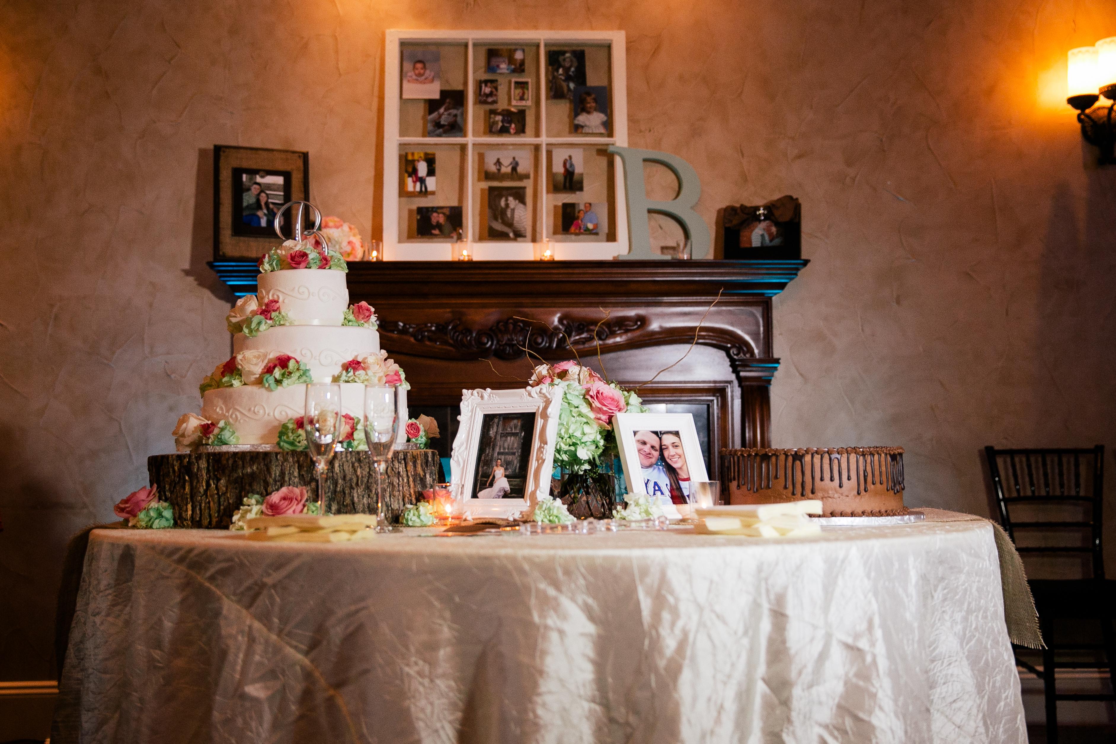 Southern Rustic Wedding at Northeast Wedding Chapel – Walters ...