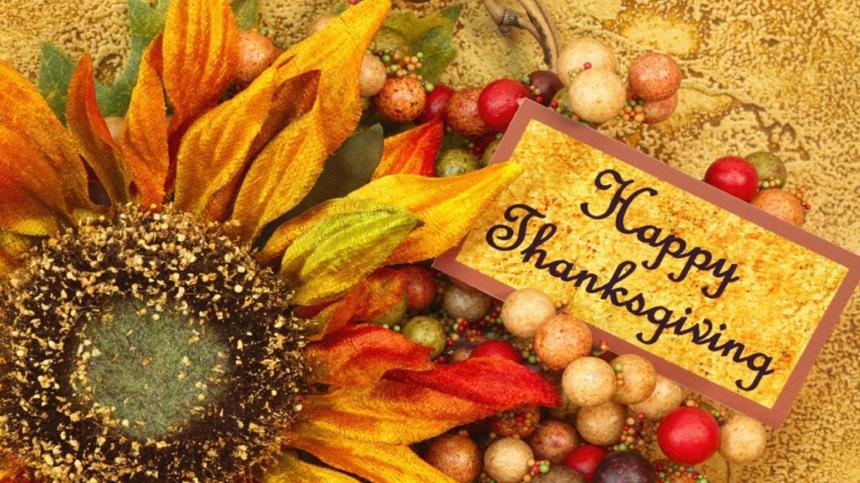 Thanksgiving at The Wildwood Inn