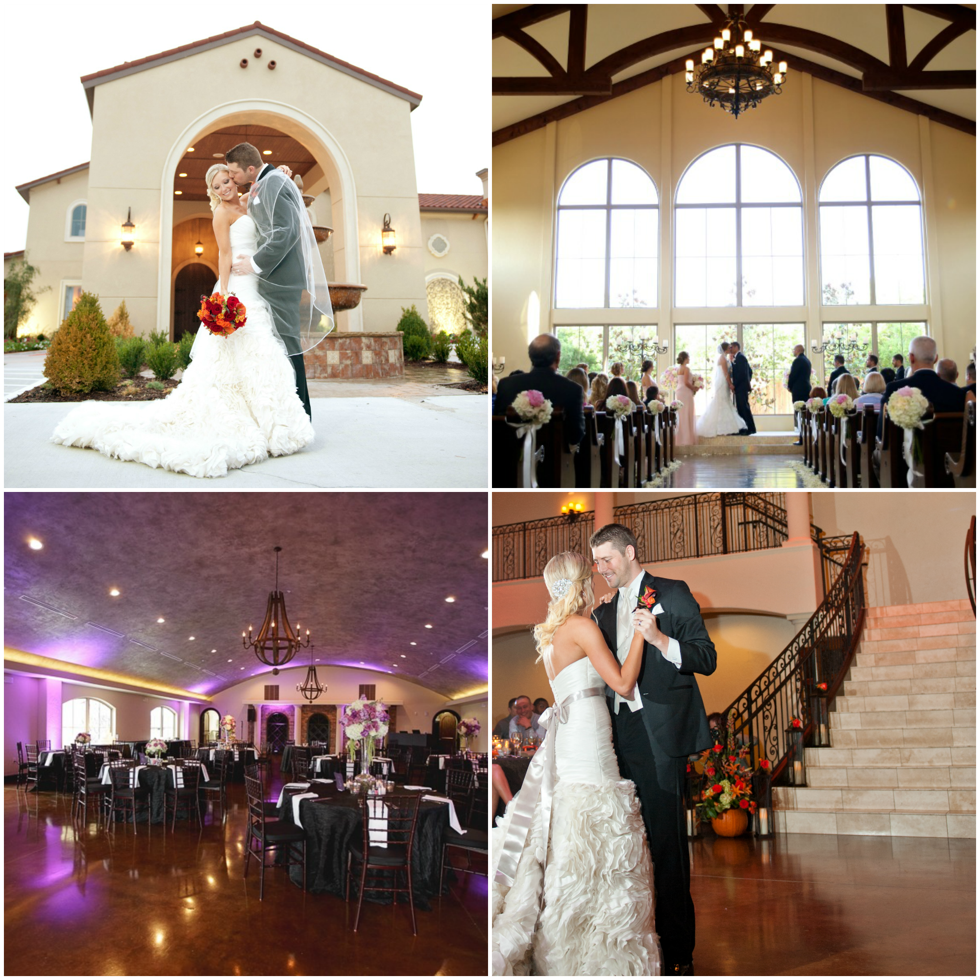 Chapel At Ana Villa Testimonial Video The Colony Texas Dallas Wedding Venue Walters