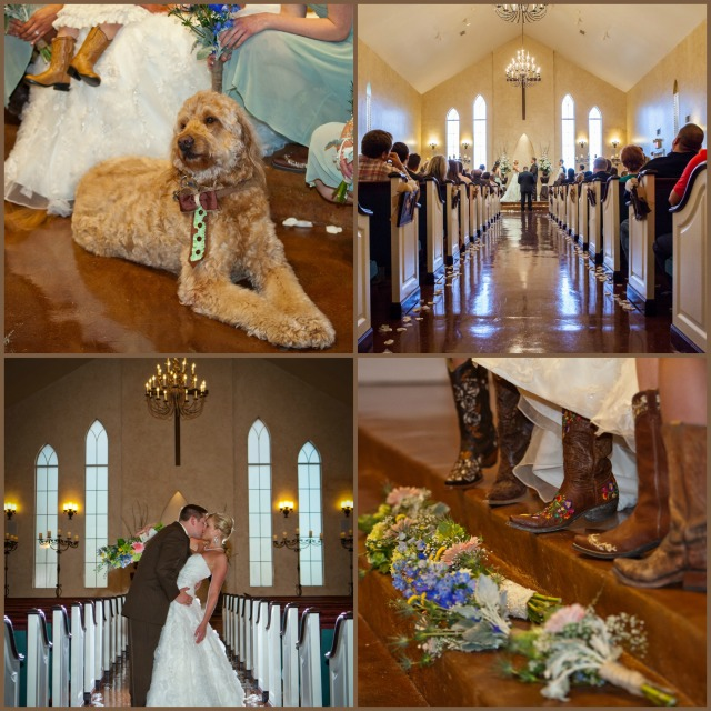 Northeast Wedding Chapel Ceremony