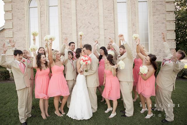 Heart Box Weddings NEWC