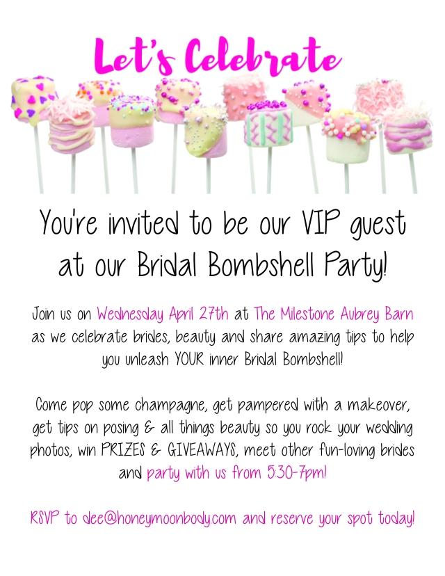 Bridal Bombshell Party