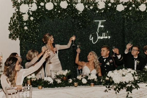 Brittany + Scott Wedding